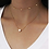 Thumbnail: Ageless Sweetheart Layered Necklace