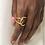Thumbnail: Ageless Knot Ring