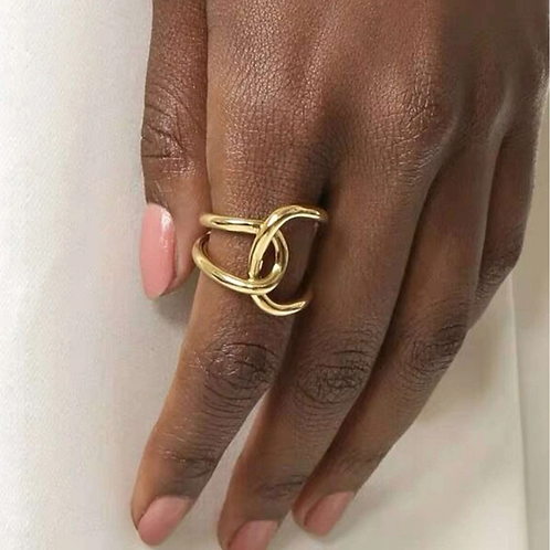 Ageless Knot Ring