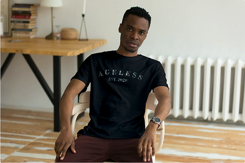 Ageless Stand Firm Mens Tees