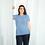Thumbnail: Ageless Womens Newton Oversized Tees