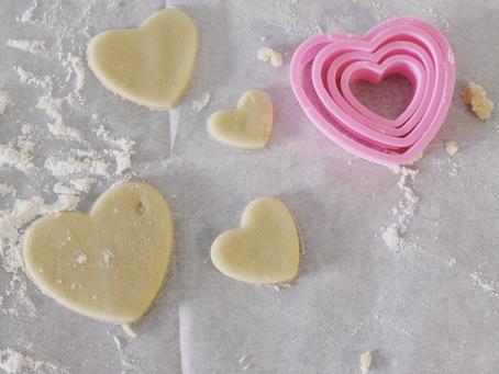 עוגיות צורות לילדים עם מתכון פשוט ללא חמאה (פרווה)