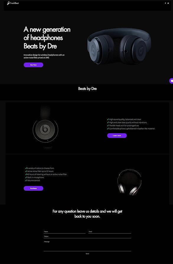 Headphones landing page by mevadel.jpg