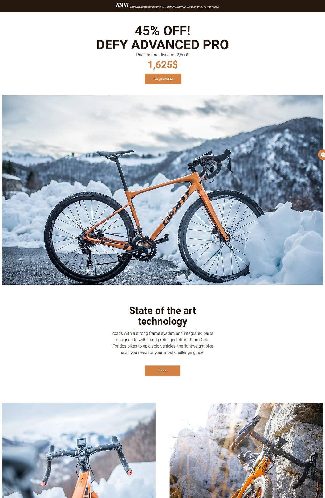 bicycle landing page by mevadel.jpg