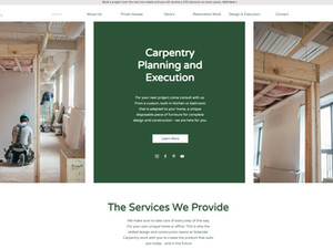 Golander Carpentry