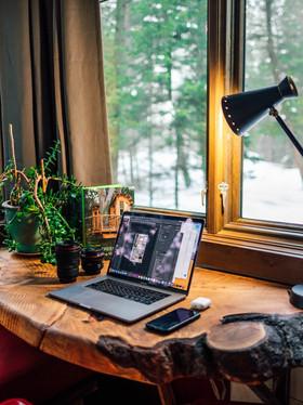 Desktop design and construction