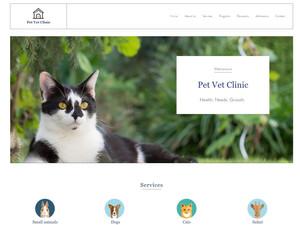 Pet Vet Clinic - Sold!