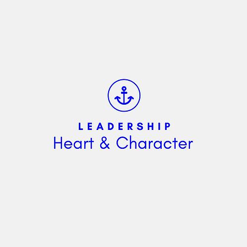 Leadership - Heart & Character