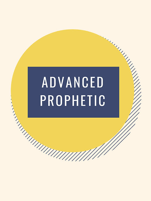 Advanced Prophetic