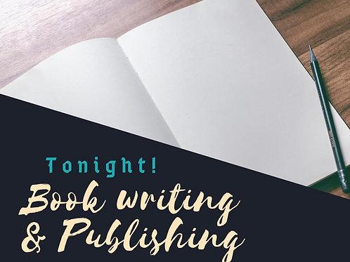 Book Writing & Publishing
