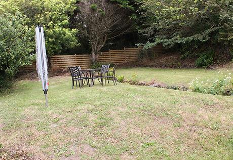 Lanthorn House 2nd Tier garden