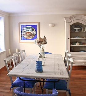 Sea Star large family dining room