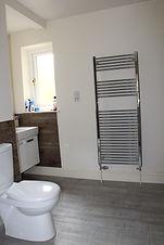 Lanthorn House, Porthcothan master bathroom