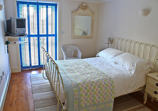 Sea Star Luxury Double En-suite Porthcothan Bay
