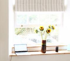 Lanthorn, porthcothan bay, living room