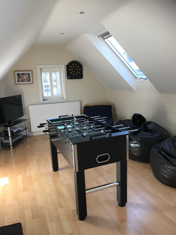 Bay family games room 2
