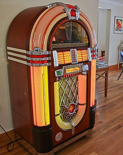 Sea Star - Wurlitzer/juke box