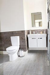 Modern Master ensuite bathroom