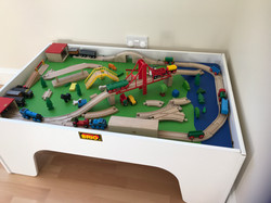 Bay House - wooden play set