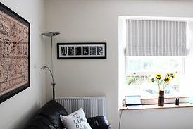 Lanthorn House, Porthcothan Bay, living room