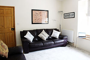 Lanthorn House, Porthcothan Bay, livingroom