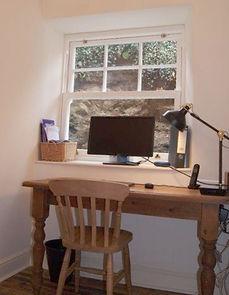 Porthcothan Bay,Lanthorn house, study area