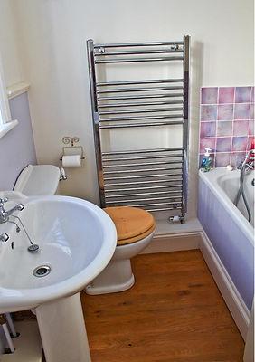Sea Star En-suite Master bedroom Porthcothan Bay