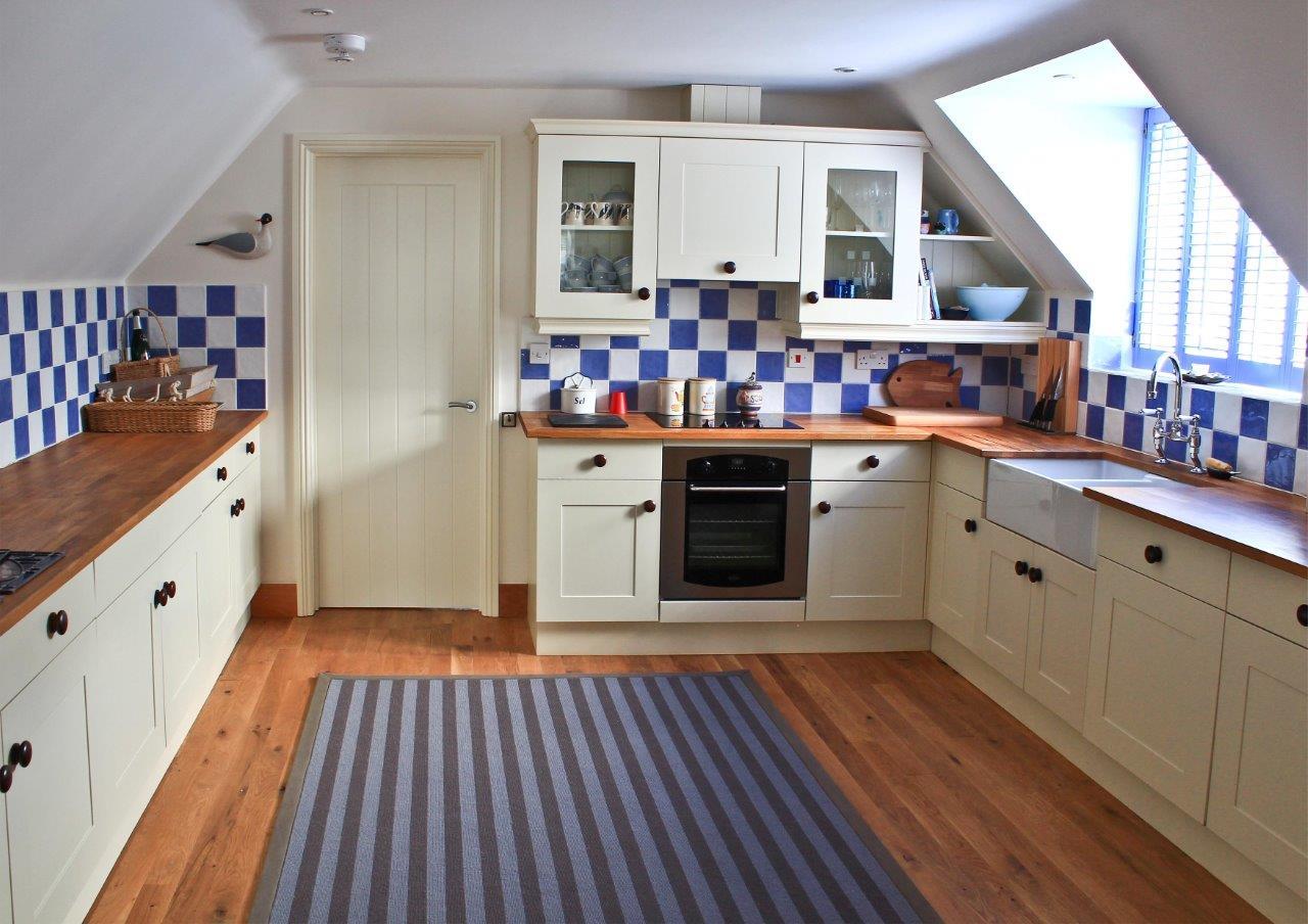 Sea Star kitchen