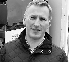 Owner Peter Sparks