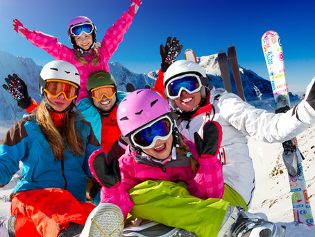 Going skiing or somewhere hot this half term... sort out your home security before you go...