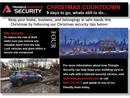 Christmas tip 4, 9 days to go!...