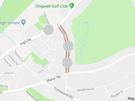 4 burglaries in Chigwell in last few days