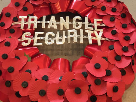 We support all those that have fought for their country, many of whom lost their lives - 'We rem