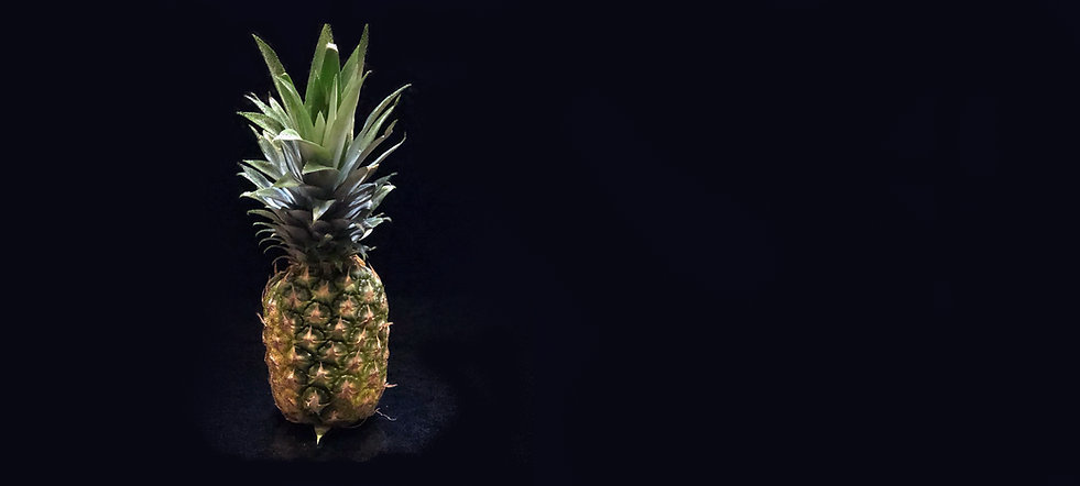 Fresh pineapple get in touch