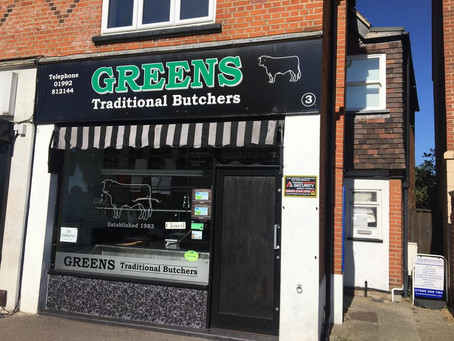 Triangle looking after 2 more shops in Theydon