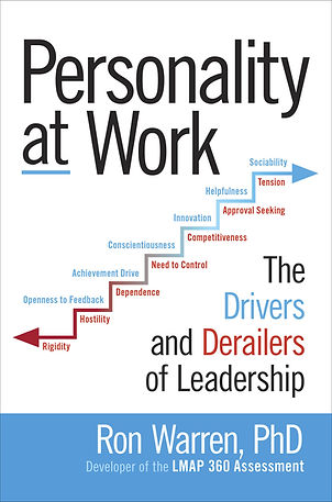 Book Cover: Personality at Work