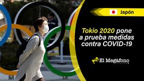 """Funcionarios y atletas esperan que el encuentro en Tokio """"abra la puerta"""" a los Juegos Olímpicos"""