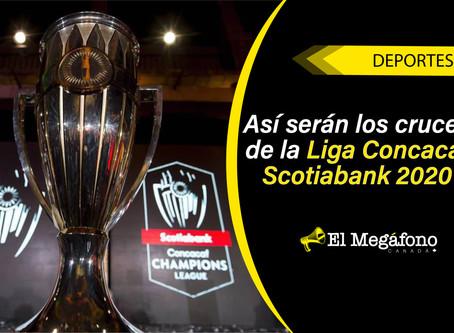 Calendario para la Ronda Preliminar y los Octavos de Final de la Liga Concacaf Scotiabank 2020