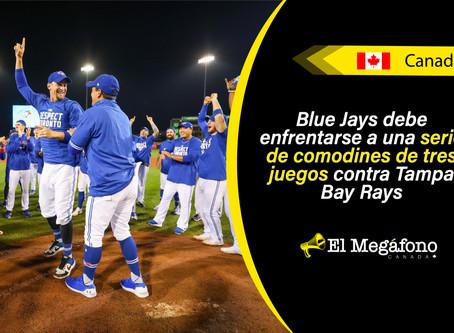 Los Blue Jays llegan a la postemporada de la MLB y hoy juegan en la ronda de comodines