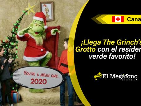 Dr. Seuss regresa a Toronto con Grinch's Grotto, una nueva experiencia navideña en Square One Mall