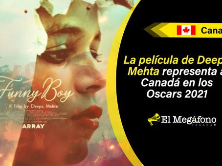 Funny Boy, película elegida para representar a Canadá al Mejor Film Internacional en los Oscars 2021
