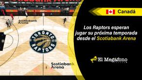 El tiempo se acaba para los Raptors mientras Canadá revisa su propuesta para jugar en Toronto