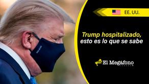 ¿Qué se sabe de Donald Trump? Conozca su estado de salud desde que fue diagnosticado con COVID-19