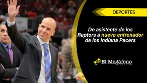 Indiana Pacers contrata a Nate Bjorkgren, ex asistente de los Raptors como entrenador en jefe