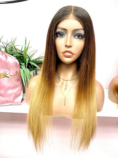 Ombré Blonde Lace front Wig