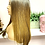 Thumbnail: Silky Straight Honey Brown Wig