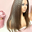 Thumbnail: Kinky Straight U Part Wig