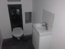 toilette gre