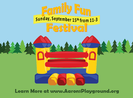 Join us for the Family Fun Festival!