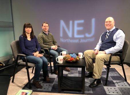 Aaron's Playground Interviewed by Northeast Journal